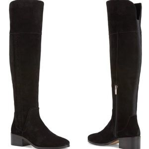 Vince Camuto Kochelda Over the Knee Boots Suede